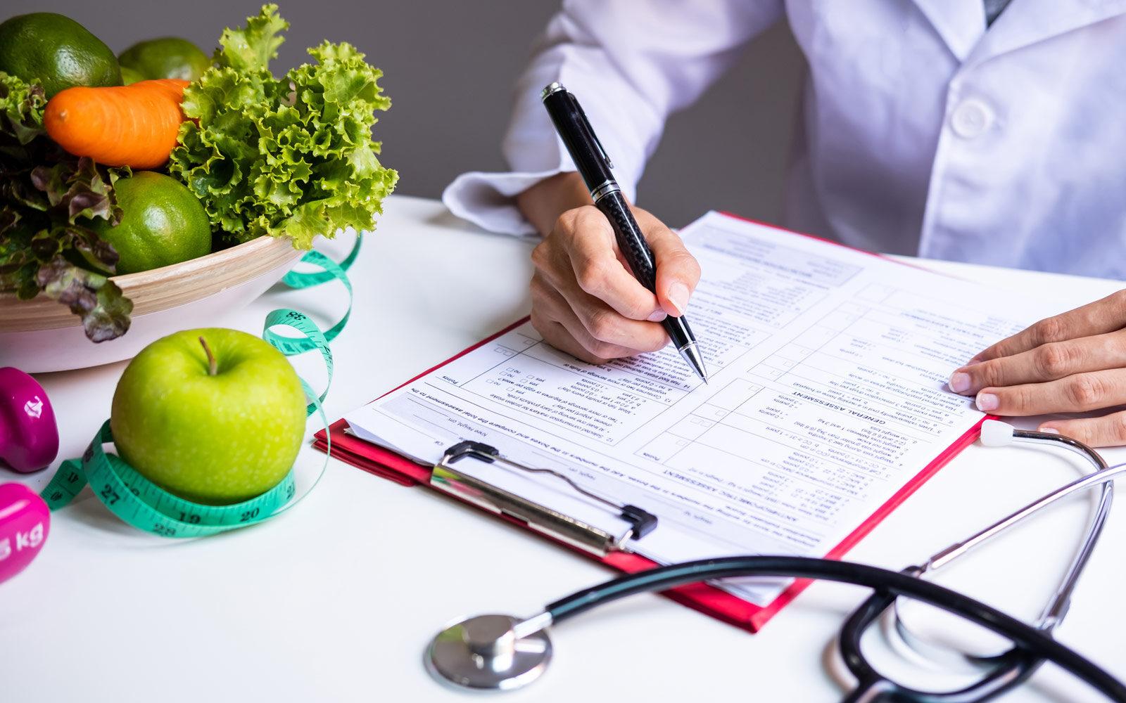 Scienze della nutrizione